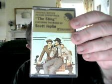 """ORIGINAL SOUNDTRACK FROM FILM """"THE STING"""" TAPE  FREE CHRISTMAS UK POST"""