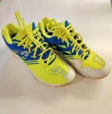 New listing Yonex F1 Nlt Power Cushion Mens Sneaker Size 11 Chartreuse, blue, white
