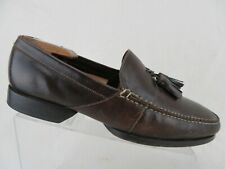 COLE HAAN Brown Sz 11 M Men Tassel Loafers