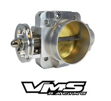 VMS BILLET THROTTLE BODY 74MM 74 MM HONDA CIVIC SI CRX INTEGRA GSR DIRECT FIT
