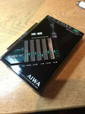 aiwa walkman cassette player hs-j09