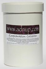 """Rotifer Sieve 4"""" Zooplankton Collector - 53 Microns - Good 4 Phytoplankton also"""