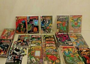 Robin #1 Nightwing #4 Red Hood Teen Titans Drake Joker Batman 115+ DC Comic lot!
