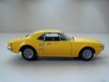 JOHNNY LIGHTNING - 1968 PONTIAC FIREBIRD 350 (YELLOW) - DIECAST (LOOSE)