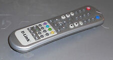 D-Link DSM-10 DSM-320 Wireless Media Player Remote Control TESTED GENUINE