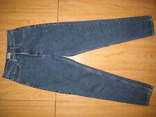 7782 VTG Guess Jeans High Waisted size 30 Tapered Leg USA made