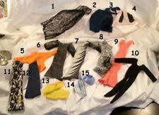 "1976 CHER 12"" mego doll -- WARD DRESS JUMPSUIT SHIRT PANTS SHOES Magic Card"