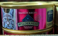 Blue Wilderness Salmon Cat Food 5.5oz (48 Count)