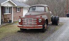 1950 Studebaker R Series