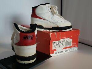 Genuine OG Sky Jordans 2 Sneakers_1986_New In Box