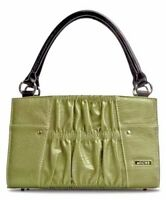 """NEW !!! MICHE"""" ERICA"""" GREEN CLASSIC SHELL ONLY - NO BAG"""