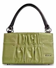"NEW !!! MICHE"" ERICA"" GREEN CLASSIC SHELL ONLY - NO BAG"