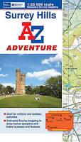Surrey Hills Adventure Atlas (A-Z Adventure Atlas), Geographers A-Z Map Co Ltd |