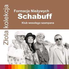 CD FORMACJA NIEŻYWYCH SCHABUFF Klub Złota kolekcja