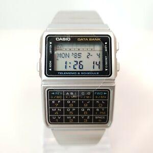 NOS CASIO DBC-610A DATA BANK CALCULATOR WATCH MODULE 676 VINTAGE