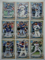 2020 Topps Gypsy Queen Seattle Mariners Base Team Set of 9 Baseball Cards
