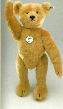 "STEIFF ""TEDDY BEAR  1906 REPLICA"" EAN 405891  BLOND MOHAIR, EXCELSIOR STUFFED"