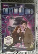 Dvd   Dr  Who       series 5  volume 4  BRAND NEW