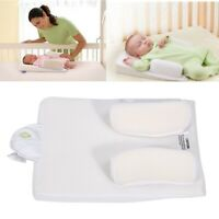 Adjustable Baby Pillow Sleep Cushion Newborn Infant Cradle Crib Bed Mattress Ant