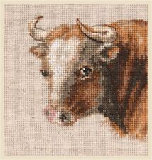 Counted Cross Stitch Kit ALISA 0-214 - Bull