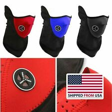 Face Mask Wind Protection Cover Outdoor Cycling Riding Comfort Sport Hats