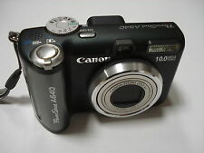 LikeNew Canon Powershot A640 10MP Digital Camera