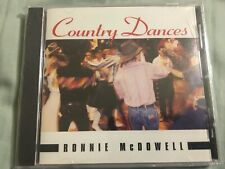 """RONNIE McDOWELL CD """"Country Dances NEW SEALED Rare"""