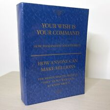 Your Wish is Your Command Audiobook Set (Kevin Trudeau 14 CD Set)