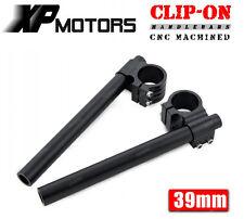 """1"""" Black Ops Clip-On Handlebars for 39mm Forks Harley Davidson"""