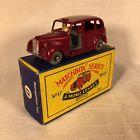 1960s,Matchbox Lesney 17 Austin London Taxi Cab.GPW. Mint in box.all  Original