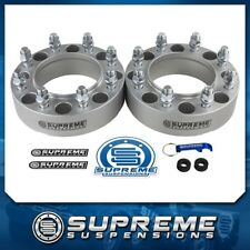 "03-16 Ford Excursion F250 F350 Super Duty Front 2x Hubcentric 1.5"" Wheel Spacers"