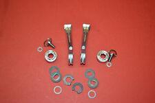 Shimano 105 Golden Arrow shifter set down tube friction braze on vintage nos