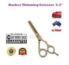 "PROFESSIONAL HAIRDRESSING BARBER SALON HAIR THINNING SCISSORS SHEARS 5.5"""