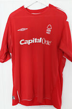 Nottingham Forest 2004 Home Football Shirt (Extra Large)
