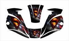 Miller Digital Elite 257213 Titanium Welding Helmet Decal Sticker Welder Super M
