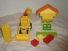 Lego Duplo Bob The Builder Scoop Bricks LOT