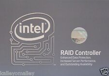 Intel SRCSASPH16I RAID Controller SAS/SATA PCI-e 8X. Retail Box