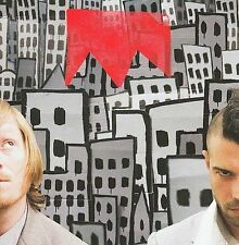 THEMSELVES CrownsDown CD NEW Anticon ABR0096 electronic alternative hip hop