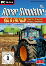 Simulador agrícola 2011 * Gold Edition * libros de simulación juego PC CD-ROM