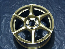 "JDM Honda AP1 S2000 Gioire 16"" BBS Forged Alloy Wheel Rear (1)"