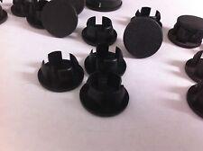 Micro Plastics plastic Cover for 12.7mm hole, PN: 62PP050BM14B, LOT of 165 PCS