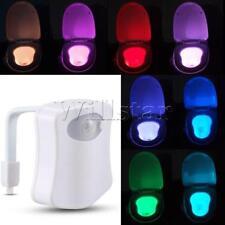 Baby Toilet Sensor Battery Night Lights