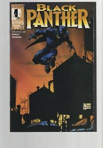 BLACK PANTHER  1  DYNAMIC FORCES  VARIANT COVER ( 1998 SERIES )   MARVEL COMICS