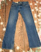 Men's Hollister Blue Denim Jeans Size 28 X 30