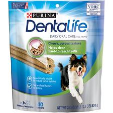 New listing Purina DentaLife Made in Usa Facilities Small/Medium Dog Dental Chews, Daily -