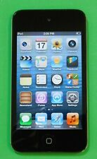 Apple iPod Touch 4th Generation 8GB Music Player, Camera- Black