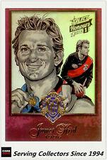2014 Select AFL Honours All Australia Team Card Aa15 Chad Wingard-port Adelaide