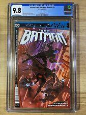 Future State The Next Batman #3 (2021 DC) 1st Print CGC 9.8