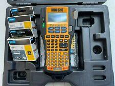 Dymo Rhino 5200 Industrial Professional Handheld Label Maker Thermal Printer