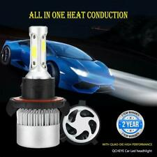 LED Headlight Bulbs All-in-One Conversion Kit Super Bright Cool White Bulb 2pc